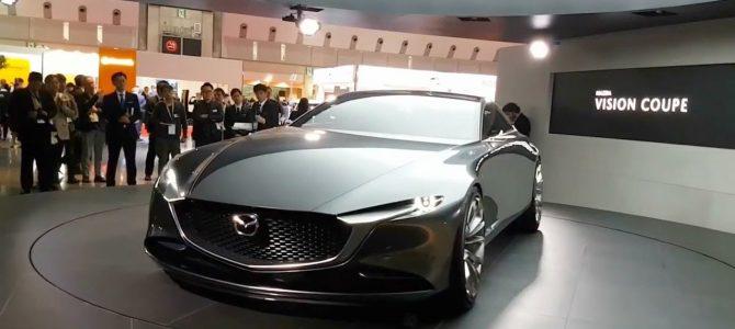 5 новинок Японских концепт автомобилей.Japan concept cars Mazda,Mitsubishi,Nissan,Lexus,Subaru
