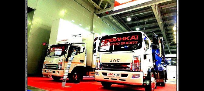 НОВИНКИ ОТ JAC-N120 на 19.5 колесах,N80-с ЗАКАБИННЫМ СПАЛЬНИКОМ!